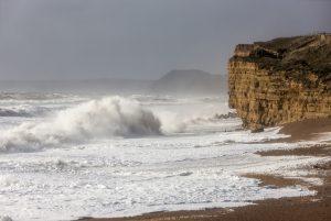 Big Burton wave