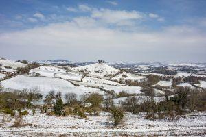 A Wintery Colmer's Hill